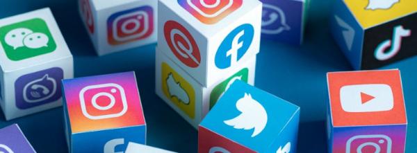 redes sociales candidatos
